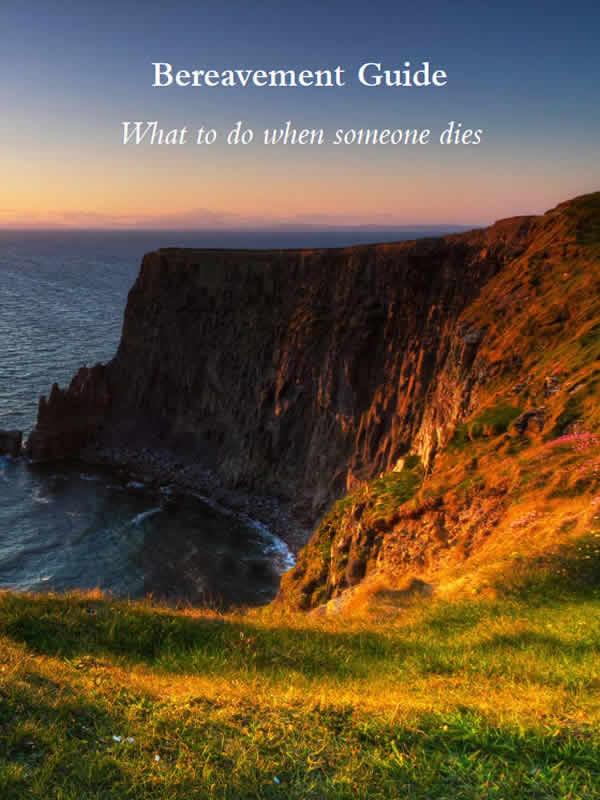 Downloads - O'Dwyer Funeral Directors Bereavement Guide